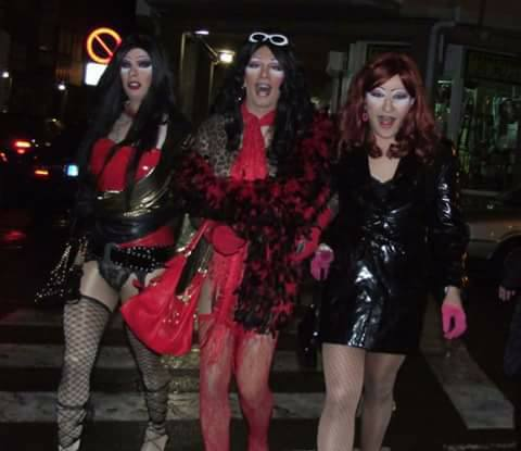DRAG QUEEN EN ALICANTE-MURCIA LADELITOS
