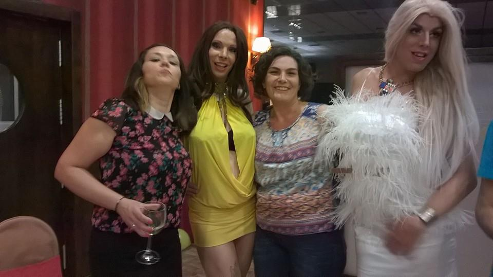 DRAG QUEEN EN CARTAGENA-ORIHUELA LADELITOS DRAG