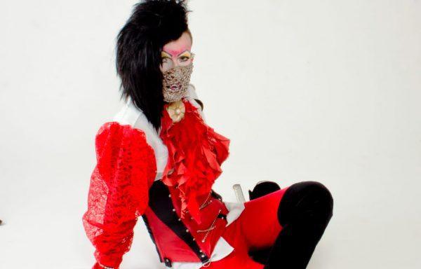 Drag Queen Tigrida Revuelta